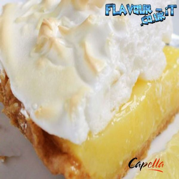 Capella Lemon Meringue Pie Flavour Drops